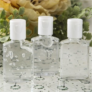 Perfectly Plain Collection Hand Sanitizer Favors