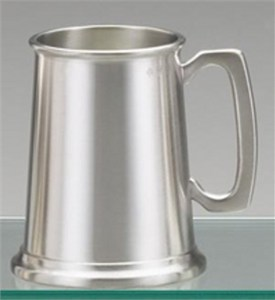 Pewter Classic Tankards