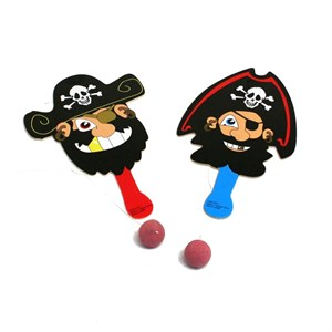 Pirate Paddleball Games