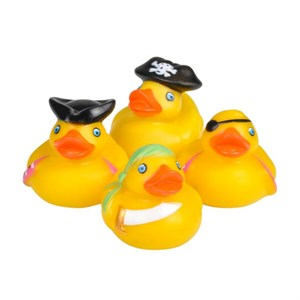 Pirate Rubber Ducks