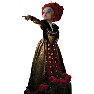 Red Queen Lifesized Standup