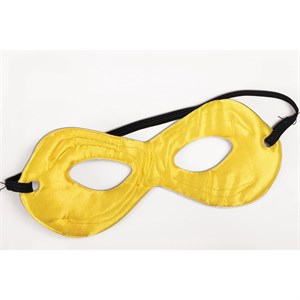 Reversible Pink/Yellow Half Mask