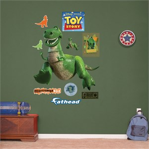 Rex REALBIG Wall Decal