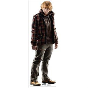 Ron Weasley Deathly Hallows Lifesized Standup