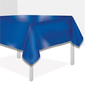 Royal Blue Metallic Tablecover