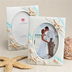 Sea Themed Picture Frame Table # Holder