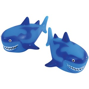 "3 3/4"" Shark Squirters"