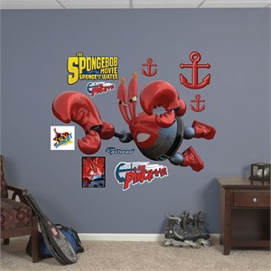 Sir Pinch-a-Lot REALBIG Wall Decal