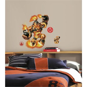 Skylanders SWAP Force Blast Zone Giant Decal