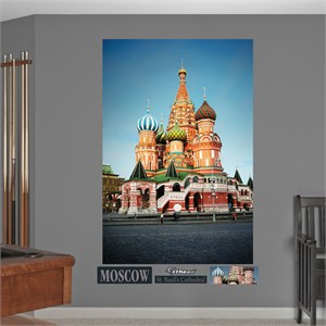 St. Basil's Cathedral (Moscow) Mural