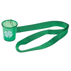St. Patrick's Day Shot Glass Beads