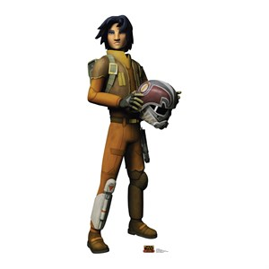 Star Wars Rebels-Ezra Bridger Cardboard Cutout