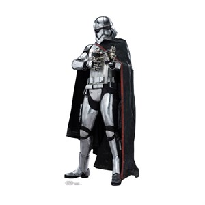 Star Wars The Force Awakens Captain Phasma Cutout