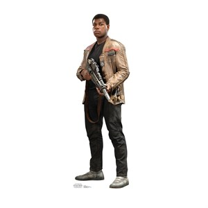 Star Wars The Force Awakens Finn Cardboard Cutout