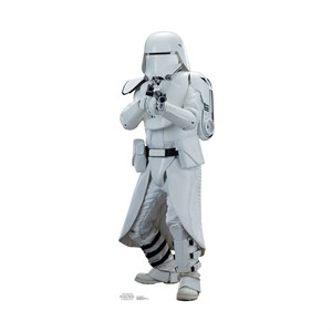 Star Wars The Force Awakens Snowtrooper Cutout