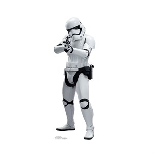 Star Wars The Force Awakens Stormtrooper Cutout