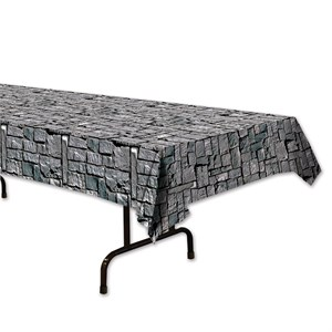 Stonewall Plastic Table Cover - Rectangle