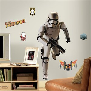 The Force Awakens Stormtrooper Giant Wall Decal