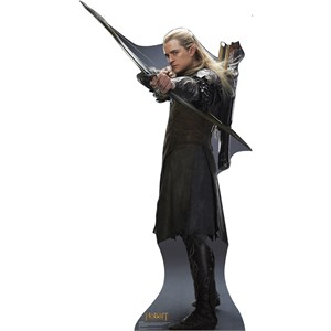 The Hobbit Legolas Lifesized Standup