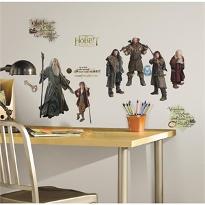 The Hobbit Peel And Stick Decal