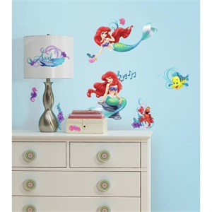 The Little Mermaid Decal