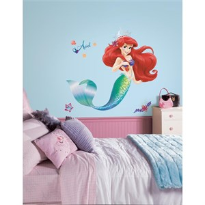 The Little Mermaid Giant Decal