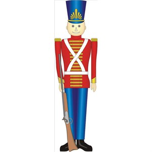 Toy Soldier Lifesized Standup