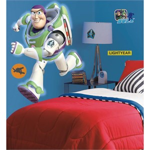 Toy Story Buzz Giant Peel And Stick Wall Decal
