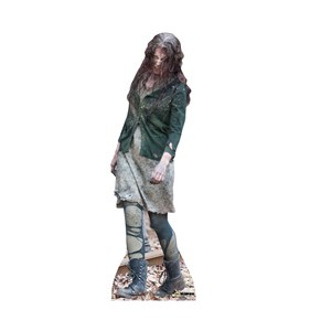 Walker 02 The Walking Dead Cardboard Cutout