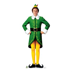 Will Ferrell-The Elf Lifesized Standup