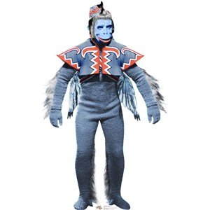 Winged Monkey Wizard of Oz-Lifesized Standup