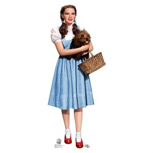 Wizard Of Oz-Dorothy Holding Toto Standup