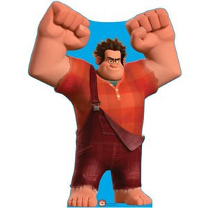 Wreck It Ralph Lifesized Standup