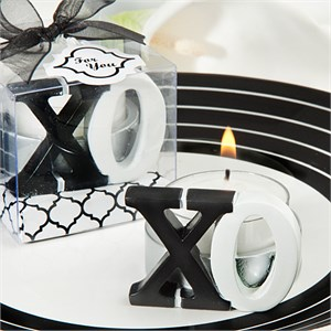 X And O Candle