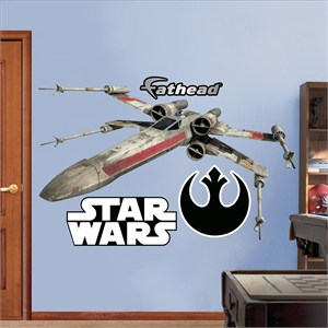 X-Wing Fighter-Fathead